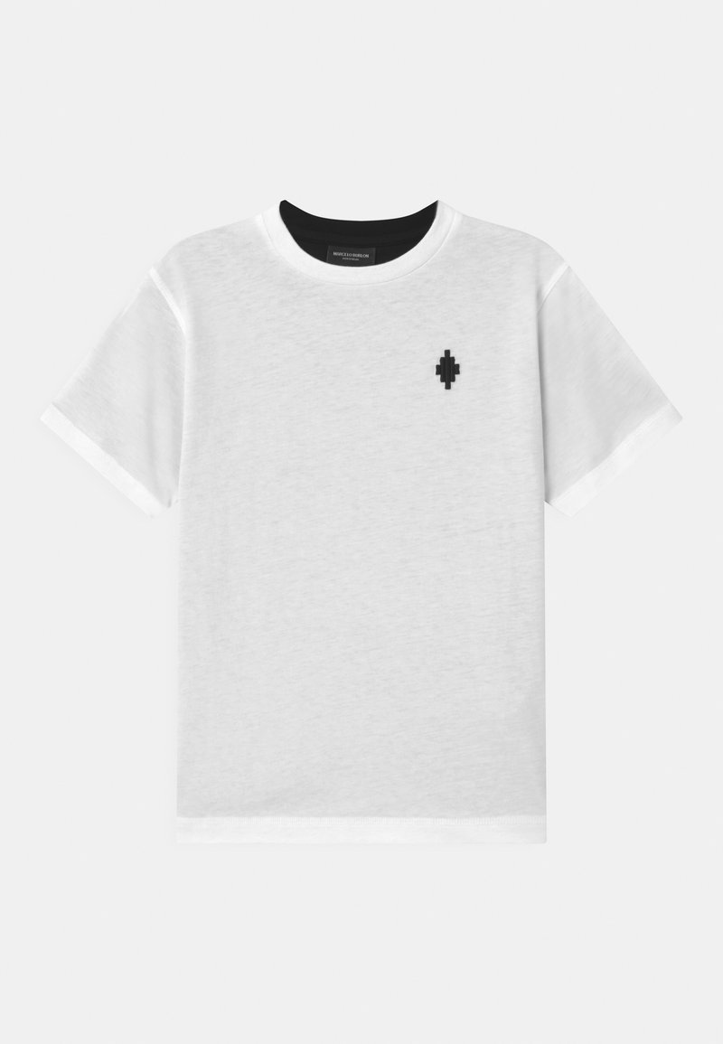 Marcelo Burlon - LOGO - Print T-shirt - white