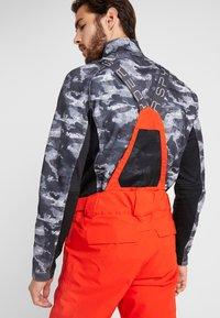 Spyder - DARE - Pantalon de ski - volcano - 4