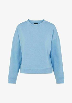 Sweatshirt - little boy blue