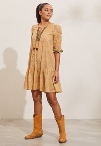 Odd Molly - ISABELLE - Day dress - apricot tan - 1