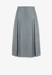 BOSS - VIMAS - A-line skirt - patterned - 4