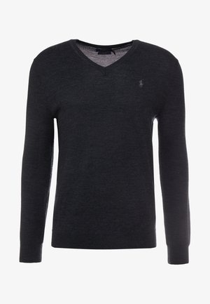 Pullover - dark granite heather