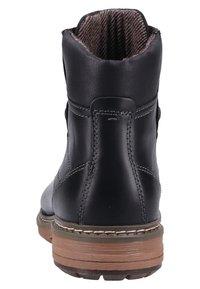 Fretz Men - Lace-up ankle boots - black - 3