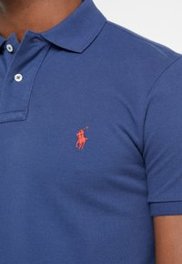 Polo Ralph Lauren - SLIM FIT MODEL  - Polo - light navy/red - 5