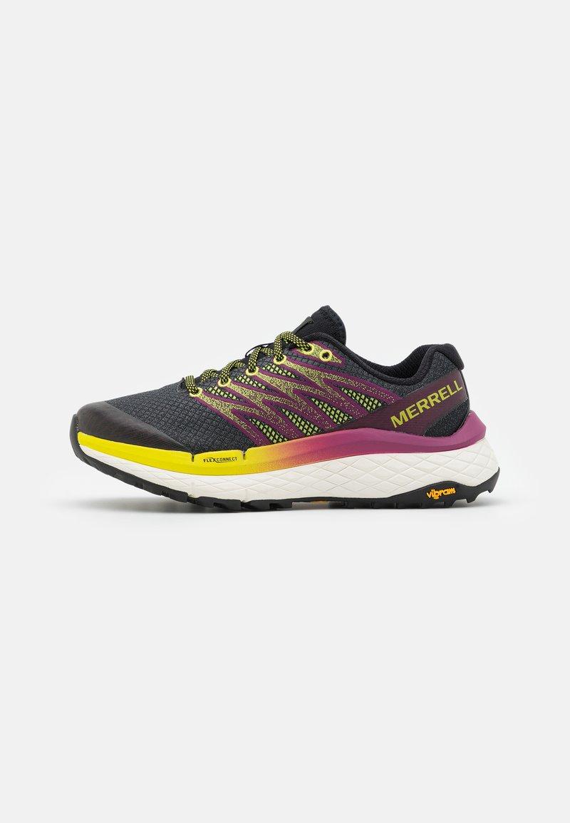 Merrell - RUBATO - Běžecké boty do terénu - black