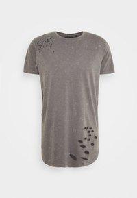 grey acid wash