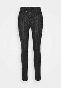 Sixth June - MONOGRAM - Leggings - Trousers - black - 4