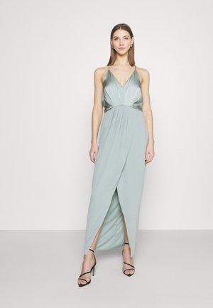 ADALIRA MAXI - Společenské šaty - green