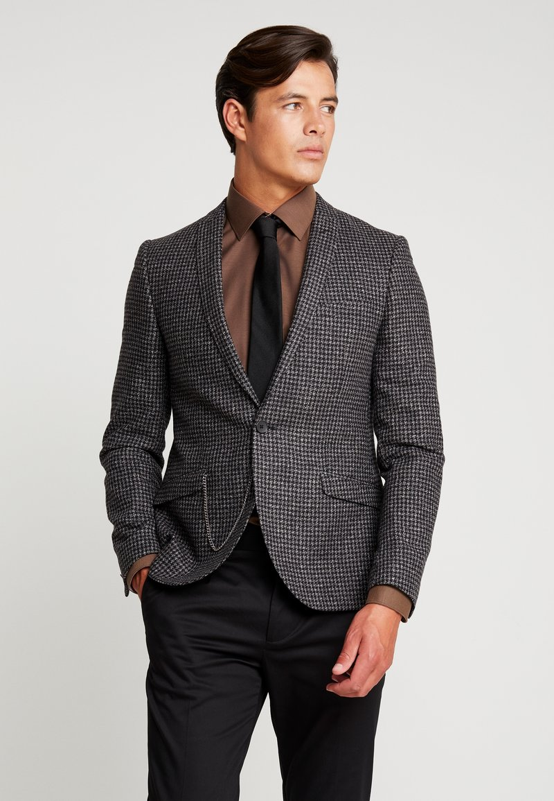 Shelby & Sons - MOSELEY - Blazer jacket - grey