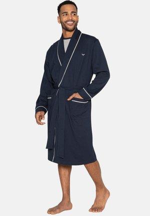 VIRGO - Dressing gown - blau