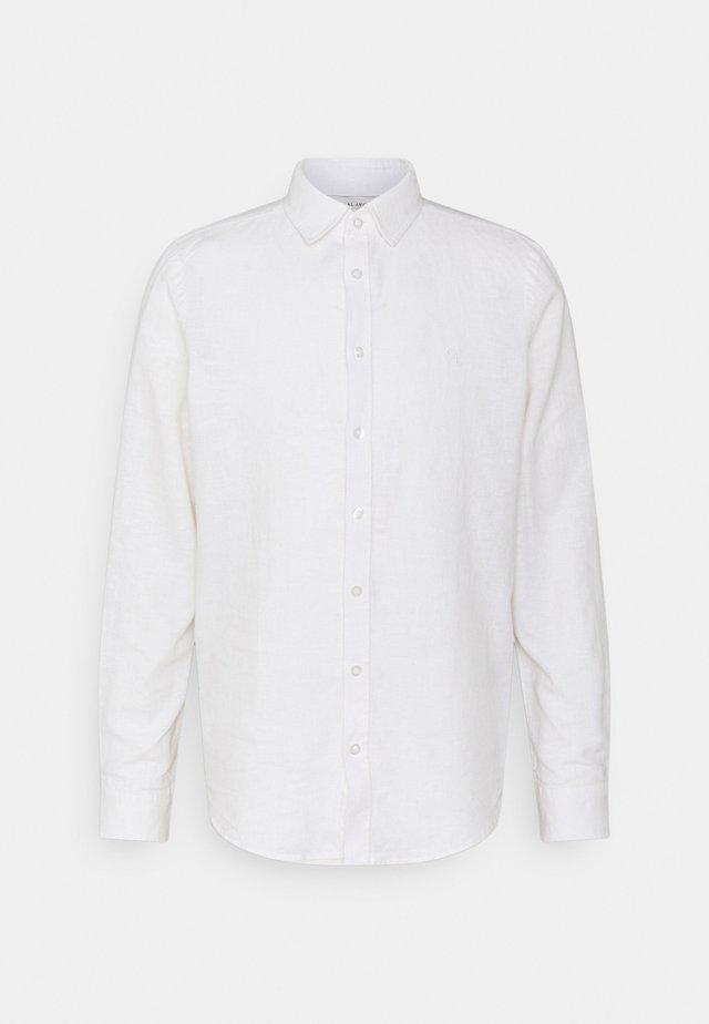 ANTON DETACHABLE COLLAR - Camicia - bright white