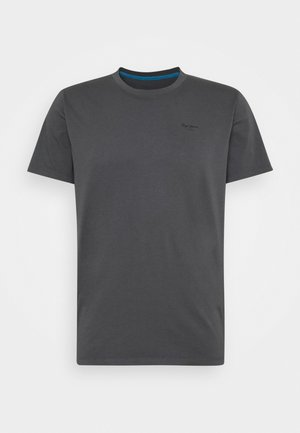 ALBERT UNISEX - T-shirt con stampa - steel grey