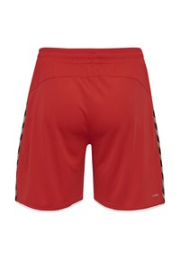 Hummel - Sports shorts - red - 1