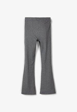 Pantalones - mottled beige