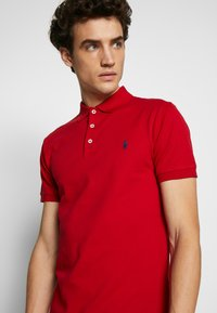 Polo Ralph Lauren - SLIM FIT MODEL - Polo shirt - red - 3