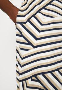 Moss Copenhagen - AVIANNA RAYE SKIRT - A-line skirt - beige - 5