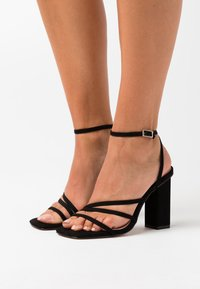 RAID - ANALEA - High heeled sandals - black - 0
