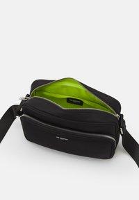 The Kooples - SAC UNISEX - Across body bag - black - 7