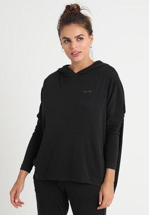 HOODIE - Pyjama top - black