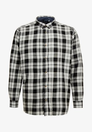 ONSOMAR CHECKED HERRINGBONE - Shirt - cloud dancer