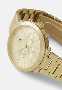 Tommy Hilfiger - EMERY - Chronograph watch - gold-coloured - 3