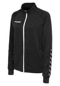 Hummel - HMLAUTHENTIC  - Training jacket - black/white - 2