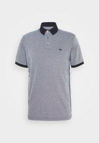 Emporio Armani - Polo shirt - dark blue - 4