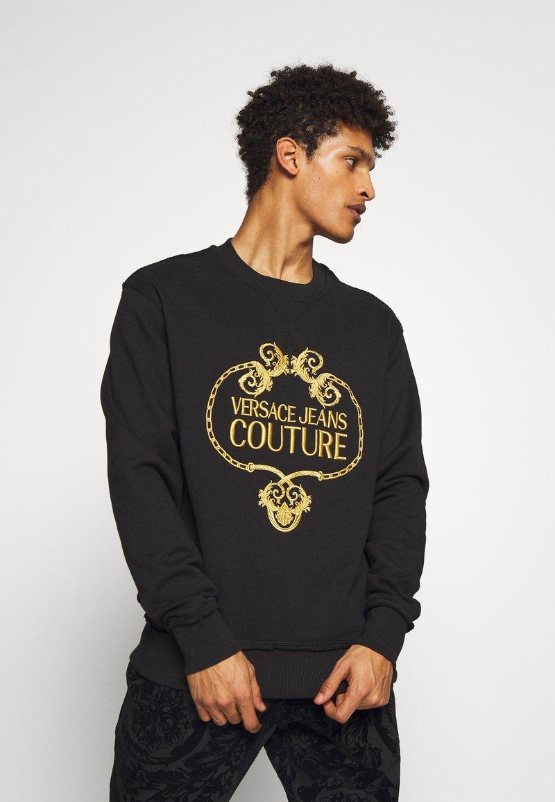 Versace Jeans Couture - CREW - Sweatshirt - black