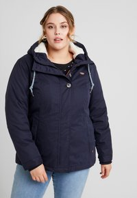 Ragwear Plus - LYNX COAT - Lett jakke - navy - 0