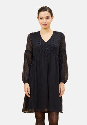 Day dress - black