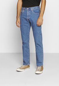 Levi's® - 501® '93 STRAIGHT UNISEX - Straight leg jeans - bleu eyes sunshine stonewash - 0