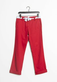 Tommy Hilfiger - Trousers - red - 0