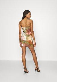 Bec & Bridge - BELLA MINI DRESS - Sukienka z dżerseju - multicoloured - 2