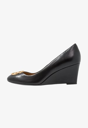 CHELSEA - Wedges - perfect black