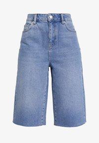 WHY7 - DREAM - Shorts - light blue - 3