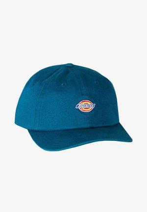 HARDWICK 6 PANEL LOGO - Cap - coral blue