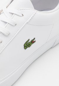 Lacoste - LEROND - Sneakers - white - 5