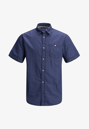 Shirt - dark blue denim