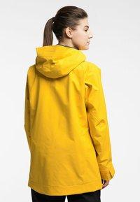 Haglöfs - ELATION GTX JACKET  - Snowboard jacket - pumpkin yellow - 1