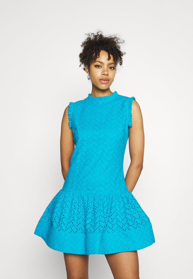 CAMDEN DRESS - Cocktail dress / Party dress - turquoise