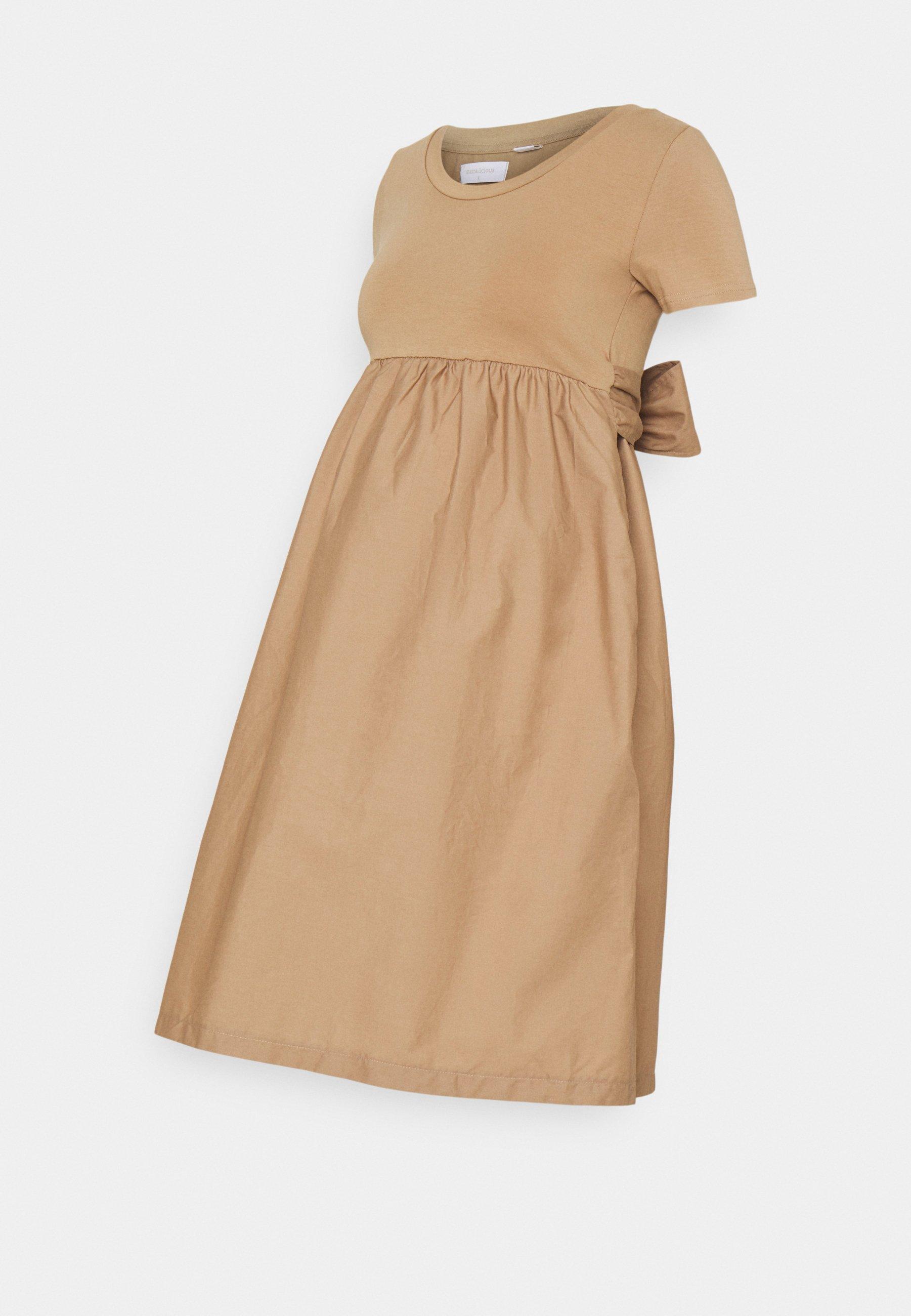 Damen MLCAROLINA DRESS - Jerseykleid