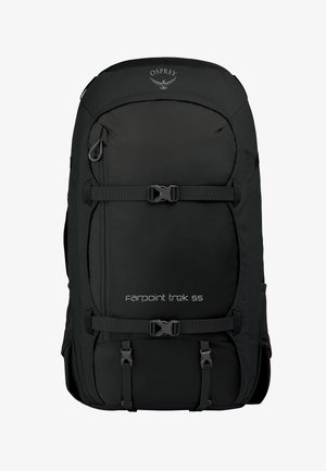FARPOINT TREK - Hiking rucksack - black