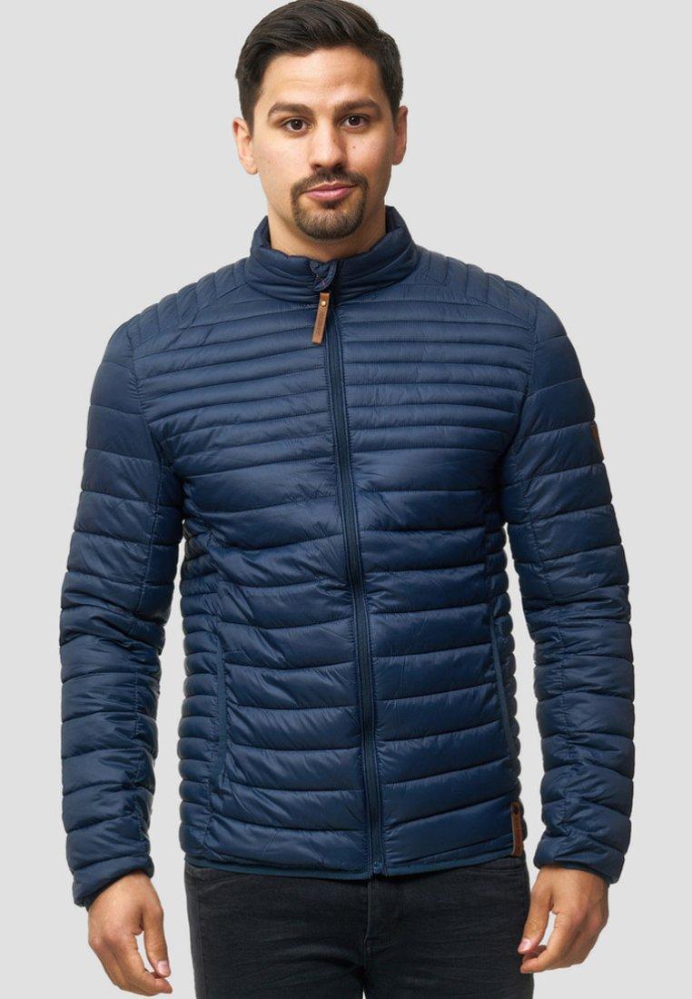 INDICODE JEANS - REGULAR FIT - Light jacket - navy