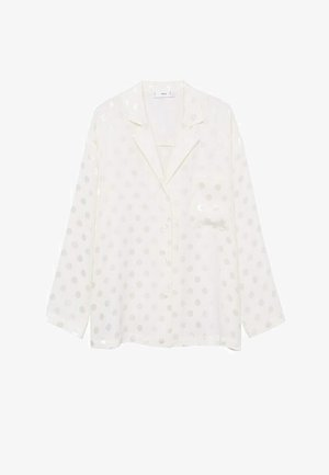 NIT-I - Pyjama top - hvit