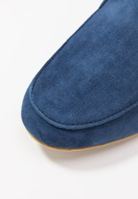 L37 WIDE FIT - DOLCE VITA - Slip-ons - navy blue - 2