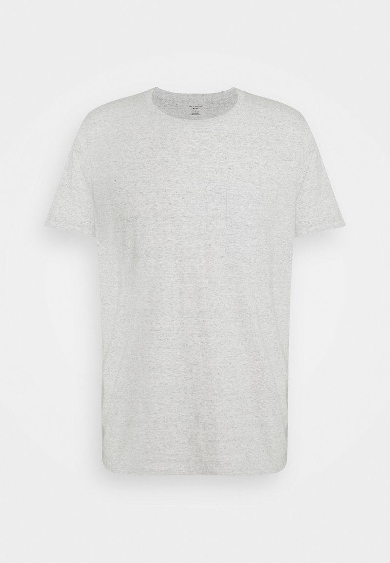 Club Monaco - WILLIAMS TEE - Basic T-shirt - heather grey