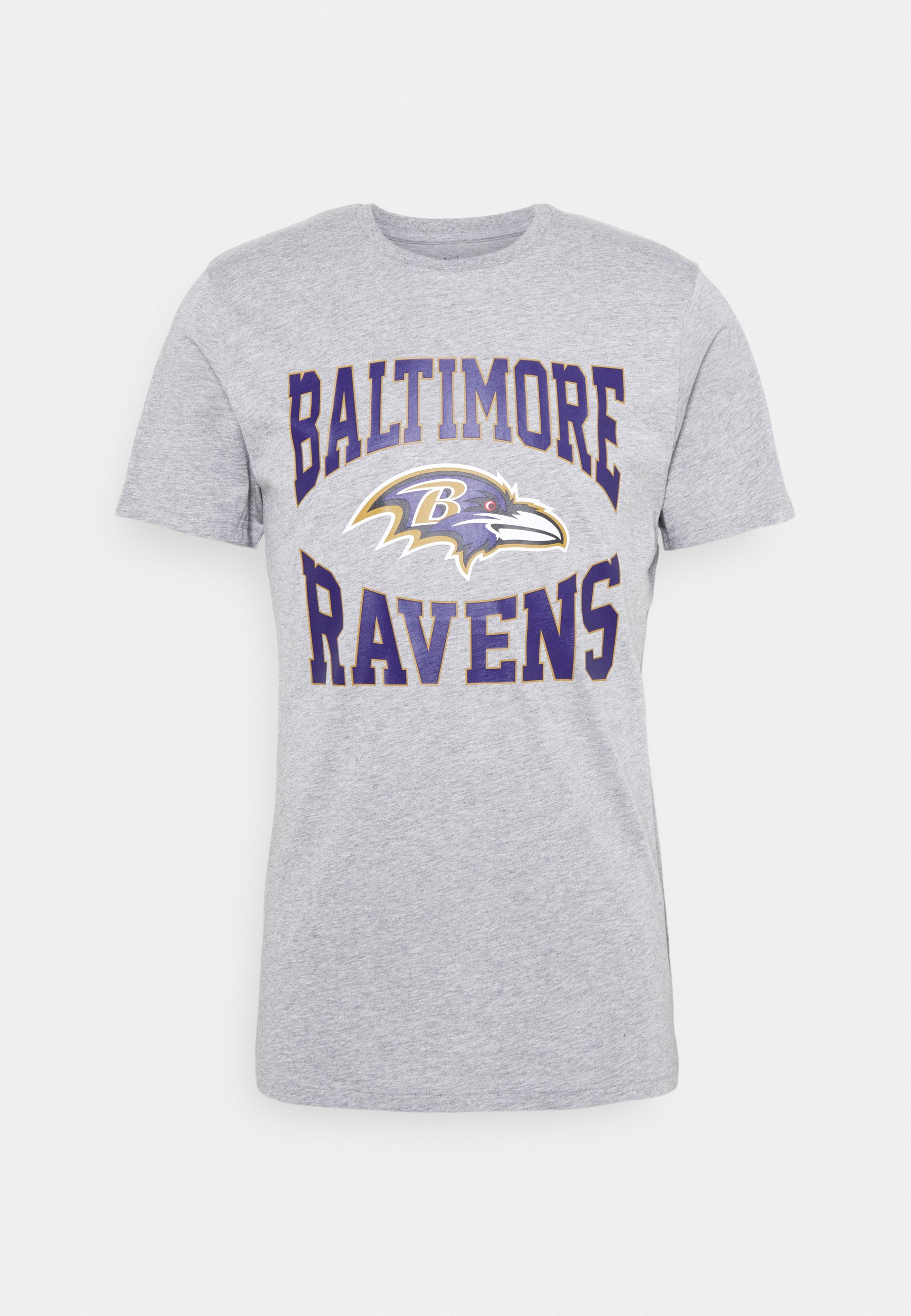 Homme BALTIMOR RAVENS NFL TEAM LOGO TEE - T-shirt imprimé