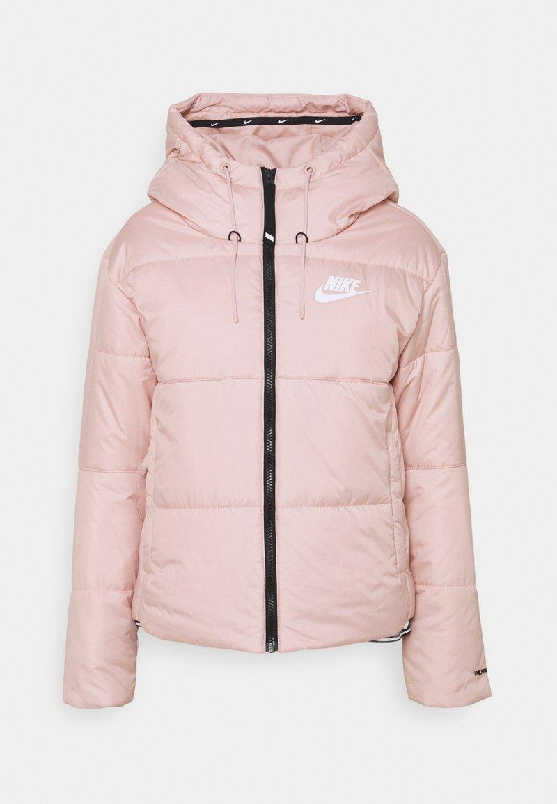 Nike Sportswear - CLASSIC TAPE - Light jacket - pink oxford/black/white
