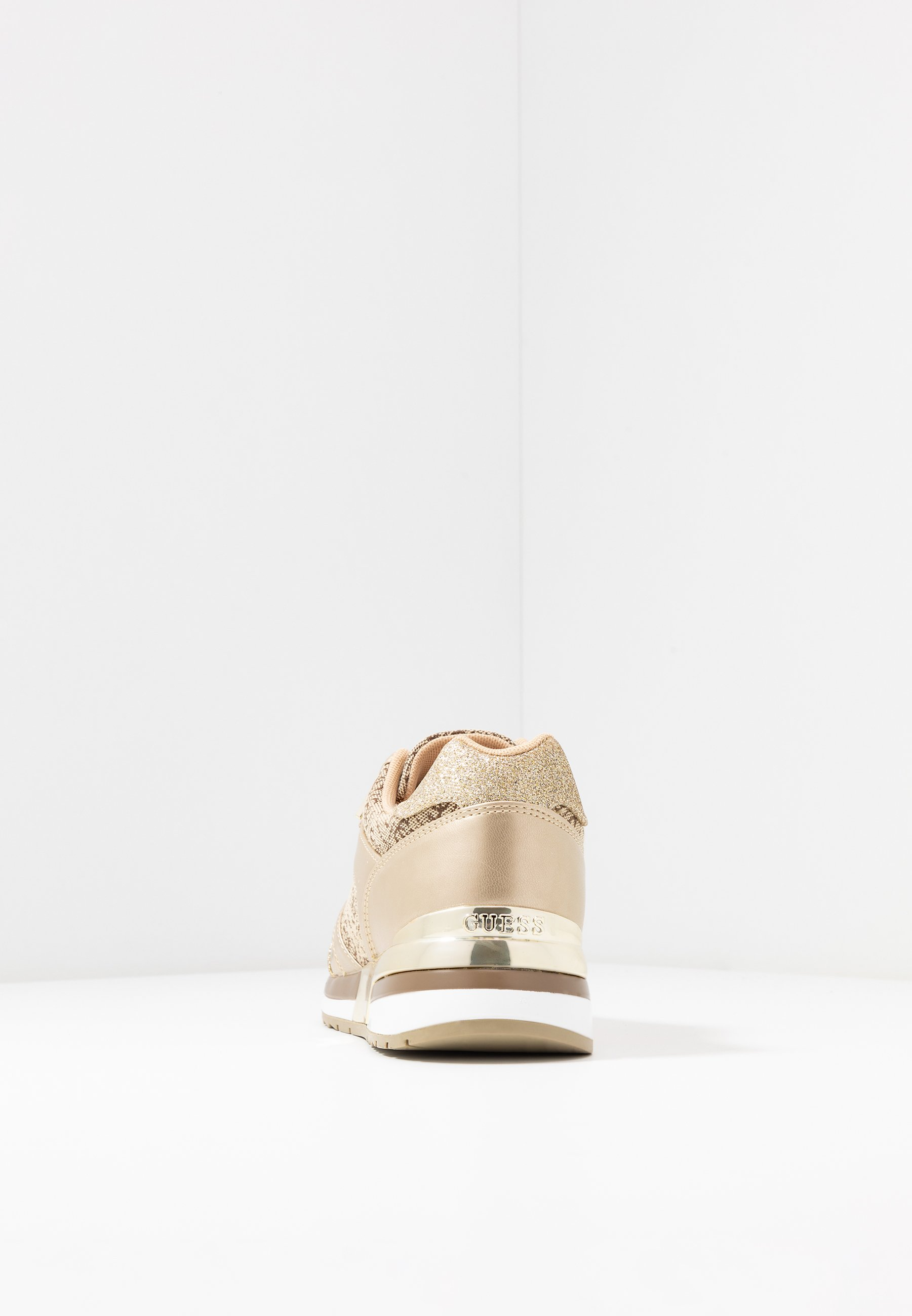 Guess Motiv - Joggesko Beige/light Brown/beige