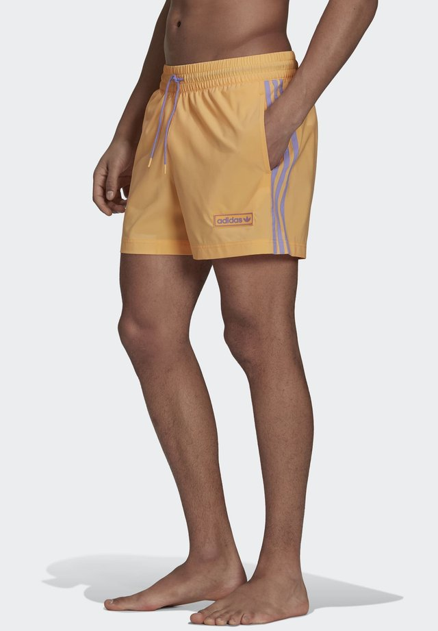 Swimming shorts - orange